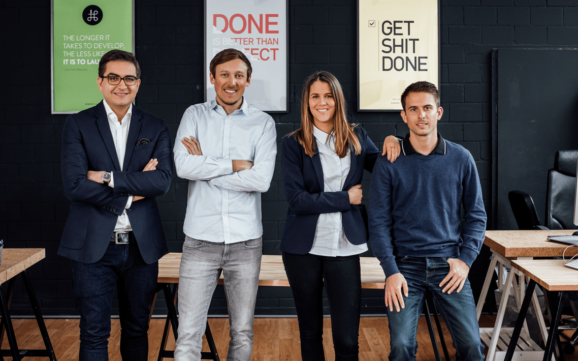 Das Gründerteam