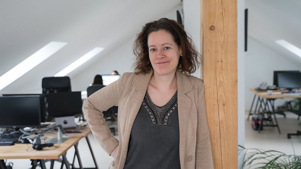 Corinne Rohner joins the Product Management at goTom