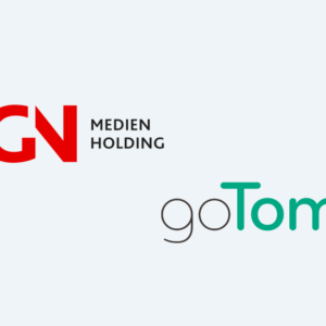 goTom wins the digital unit of the biggest magazine publisher in Austria as a customer